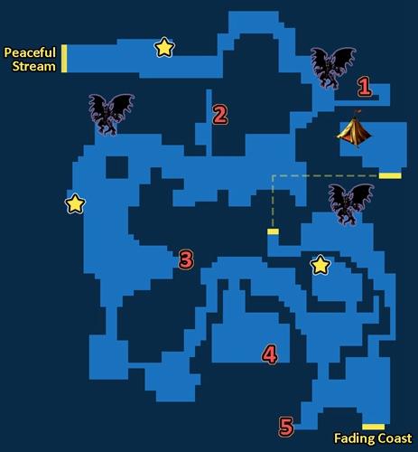 最终幻想勇气启示录洁净暗礁探索地图
