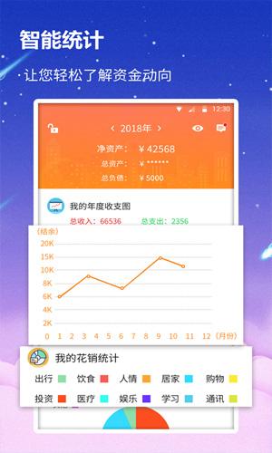 貝殼記賬本app截圖3