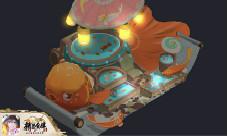 去海底吃烧烤《精灵食肆》海市玩法今日上线