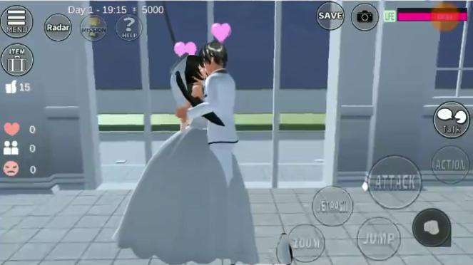 樱花校园模拟器图片7