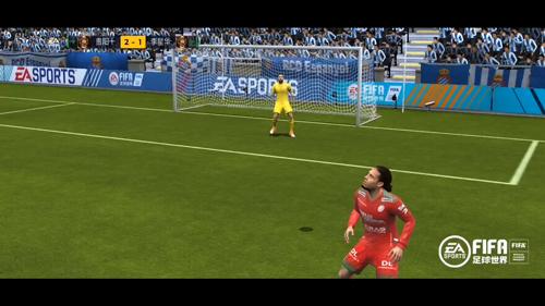 FIFA足球世界體驗服玩法