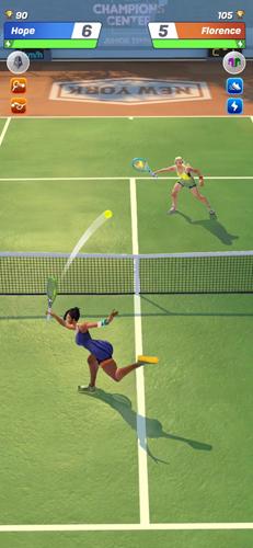 網球傳說3D截圖4