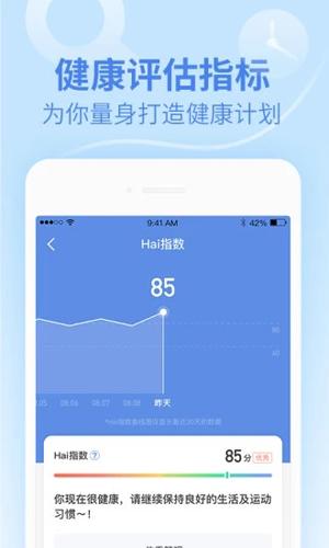 乐心健康app截图2