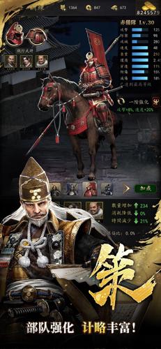 霸王之业-战国野望截图5