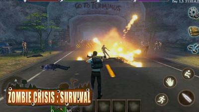 喪尸絕境:生存玩法