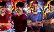 爐石傳說特級大師賽選手畫像公布 八名選手畫像一覽