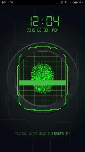 指紋解鎖軟件截圖3