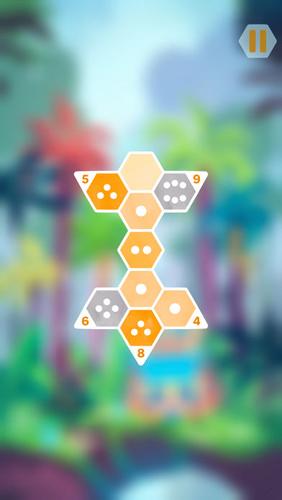 六邊形數獨截圖3