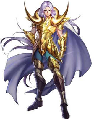 王者荣耀张良黄金白羊座背景故事