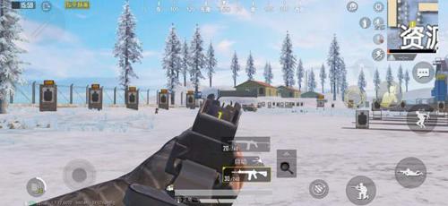 和平精英模擬器怎么壓槍1