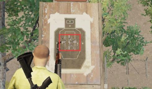 和平精英模擬器怎么壓槍2