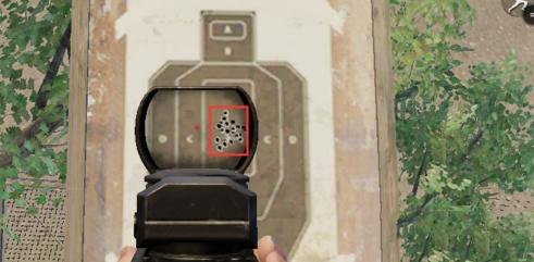 和平精英模擬器怎么壓槍3