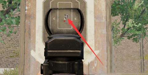 和平精英模擬器怎么壓槍6