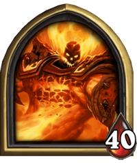 炉石传说炎魔之王拉格纳罗斯