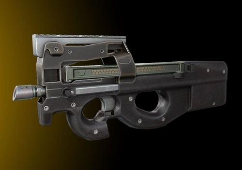 和平精英P90評測1
