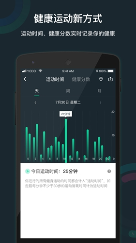 悅動圈app截圖3
