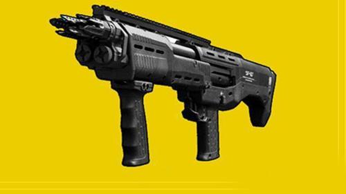 和平精英饱受争议的枪械3
