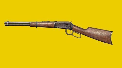 和平精英饱受争议的枪械4