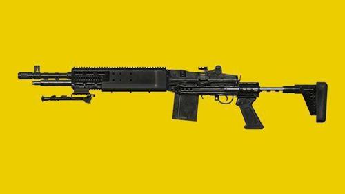 和平精英打三级甲最快的枪械2