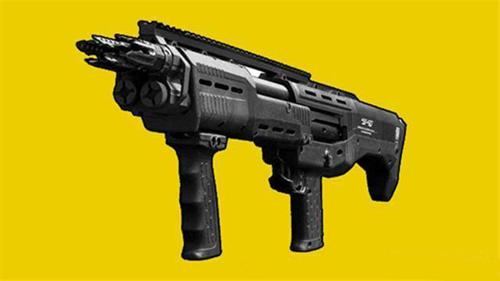 和平精英打三级甲最快的枪械4