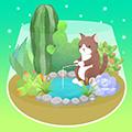我的水晶花園