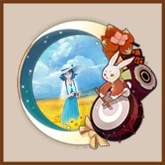 陰陽師碧海青天頭像框2
