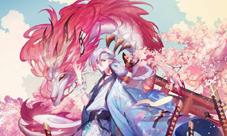 以下哪一个式神在大江山之战中最先与大岳丸交手