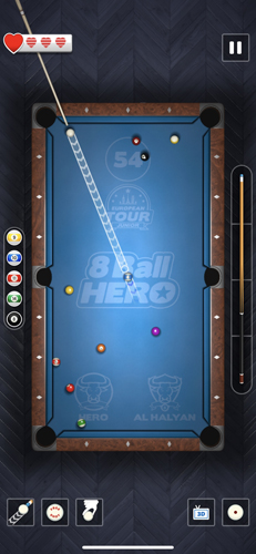 8 Ball Hero截图2