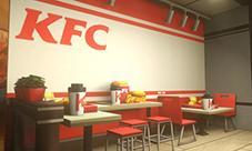 明日方舟人气快餐店肯德基展示 全新追加家居一览