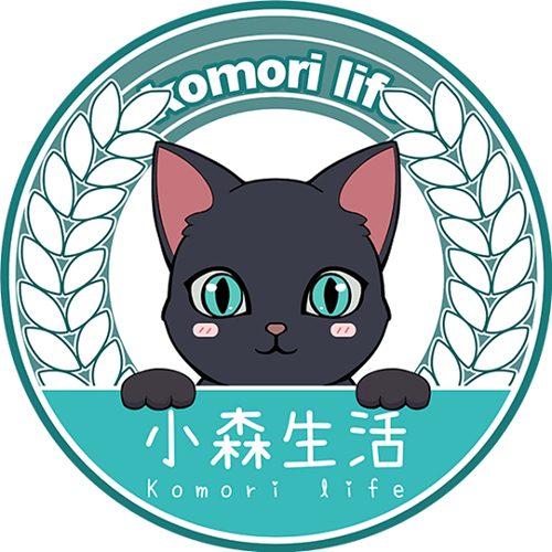 《小森生活》徽章