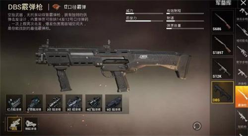 DBS霰弹枪