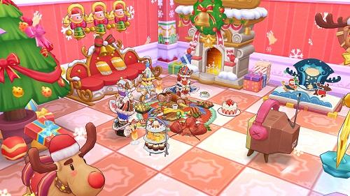 仙境传说RO手游圣诞家具即将上线!