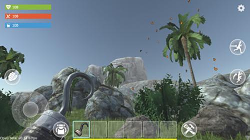 最后的海盗:岛屿生存截图3