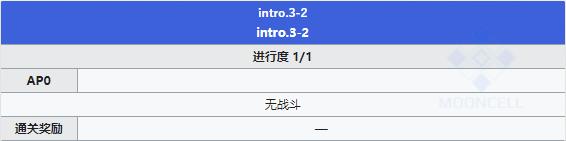 FGO2.3序章3-2配置图