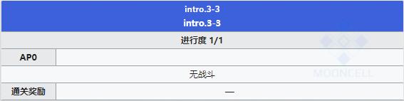 FGO2.3序章3-3配置图