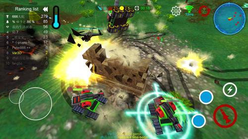 小小坦克大作战截图4