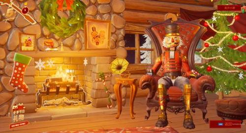 堡垒之夜怎么用炉火取暖3