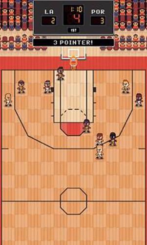篮球联赛战术截图1