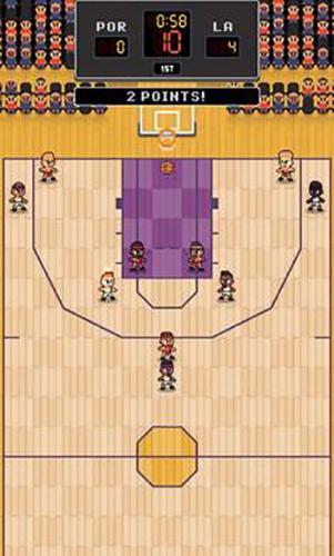 篮球联赛战术截图4