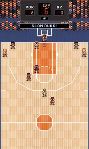 篮球联赛战术截图5