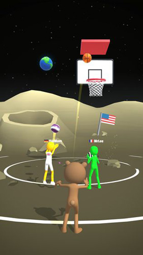 Five Hoops截圖2