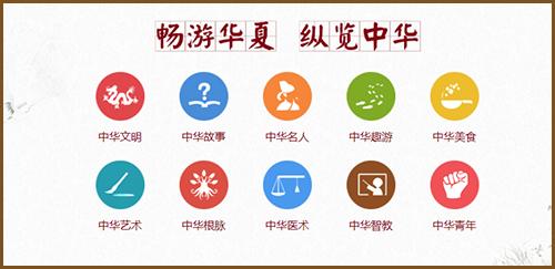 中华人app特色