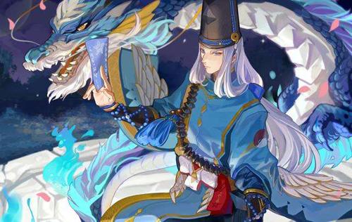 阴阳师晴明的风雷神龙有几个面具