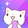 激萌貓咪桌面寵物app
