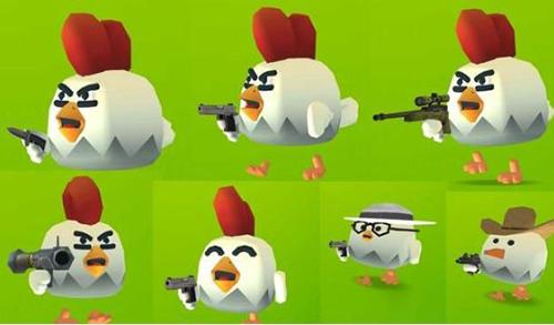 小鸡火力对决截图4