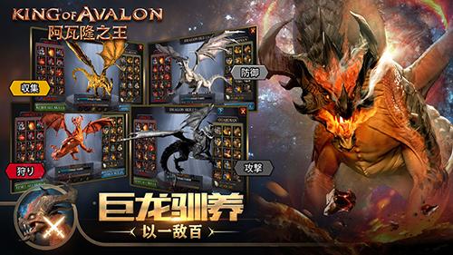 阿瓦隆之王:中国区截图5