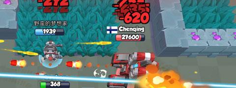 坦克冲突2游戏特色