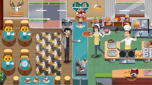 美食烹飪餐廳截圖4