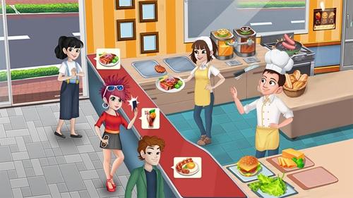 美食烹飪餐廳截圖5