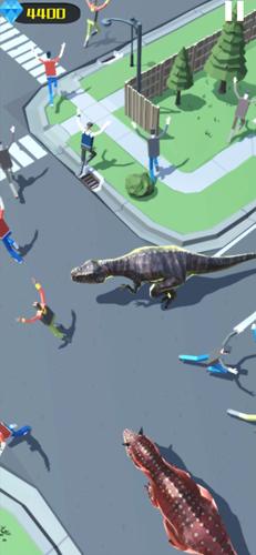 恐龍城市大戰截圖1